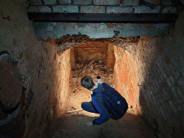 Підземелля Дрогобицької площі: фотоогляд, що вражає , фото-3